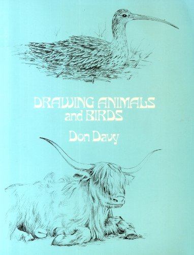 9780713708394: Drawing Animals and Birds