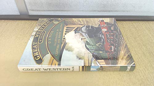 9780713708578: Great Western in colour (Great railways of the world)