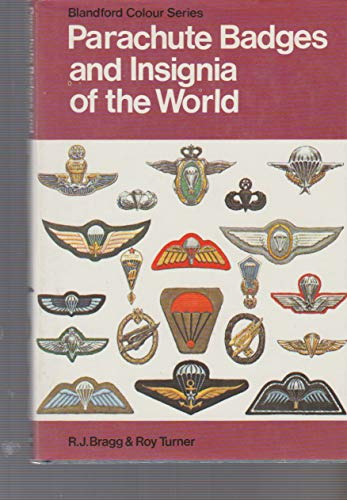 9780713708820: Parachute Badges and Insignia of the World: In Colour