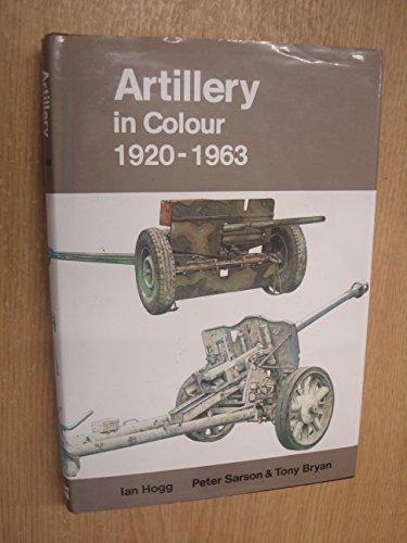 9780713709087: Artillery (Colour)