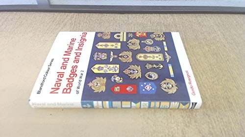 9780713709193: Naval and Marine Badges and Insignia of World War Two