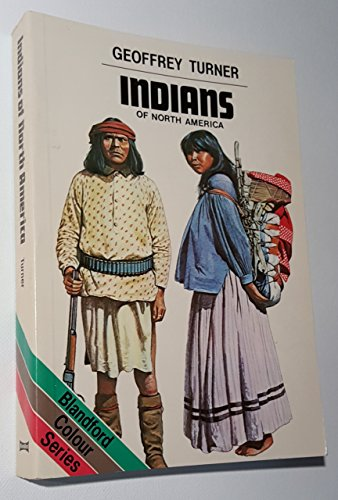 9780713711226: Indians of North America (Colour S.)