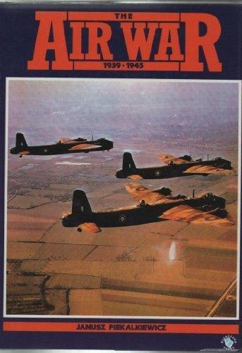 AIR WAR 1939-45: JANUSZ PIEKALKIEWICZ