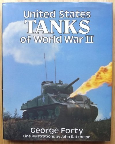 9780713712148: United States Tanks of World War II in Action