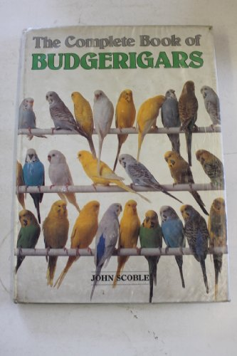 9780713712629: Complete Book of Budgerigars