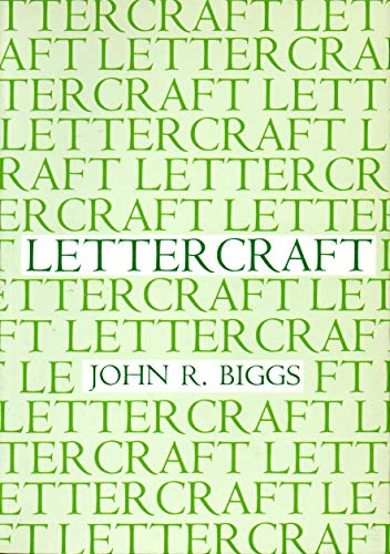 9780713713015: Lettercraft