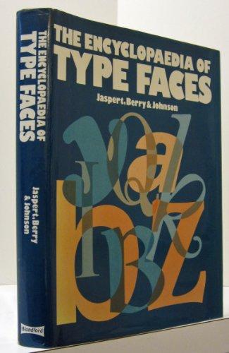 The encyclopaedia of type faces: W. Pincus Jaspert