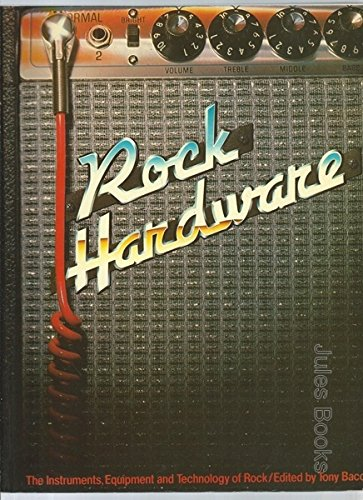 9780713713671: Rock Hardware: The Instruments, Equipment and Technology of Rock