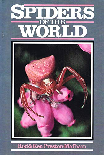 9780713713770: SPIDERS OF THE WORLD