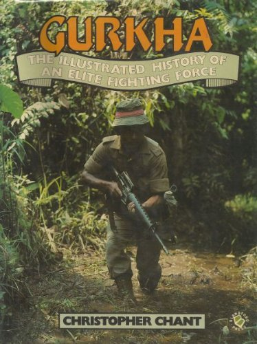 9780713713848: Gurkha: The Illustrated History of an Elite Fighting Force