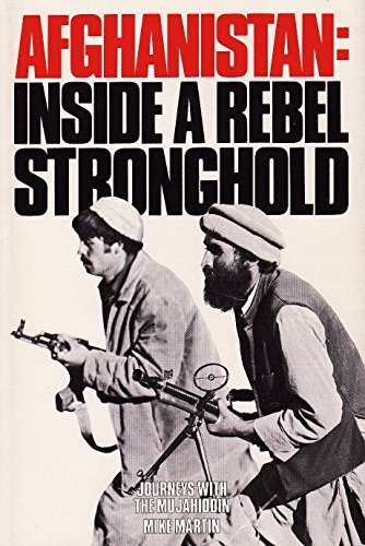 9780713713886: Afghanistan, inside a rebel stronghold: Journeys with the Mujahiddin