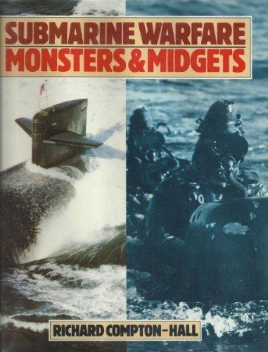 9780713713893: Submarine Warfare: Monsters and Midgets