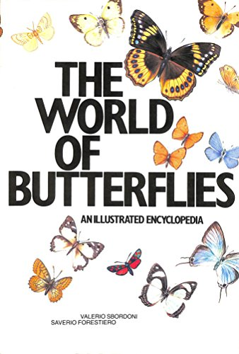 9780713715002: World of Butterflies: An Illustrated Encyclopaedia