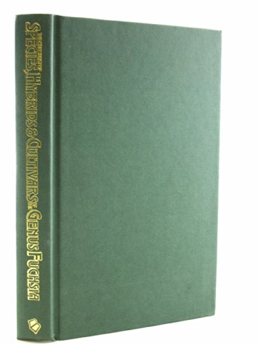 9780713715941: The Checklist of Species, Hybrids and Cultivars of the Genus Fuchsia