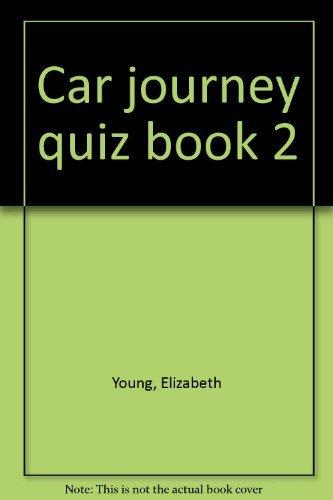 9780713716221: Car Journey Quiz Book 2