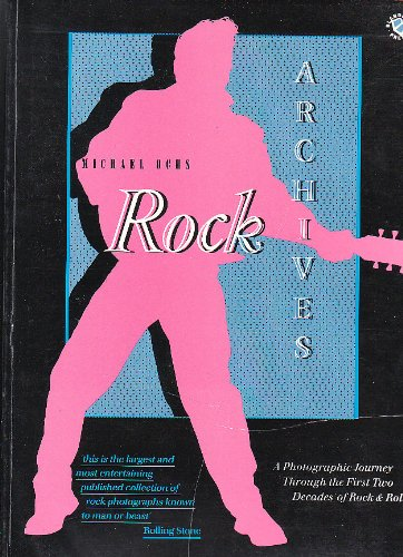 9780713716474: Rock Archives
