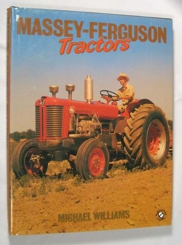 9780713718980: Massey-Ferguson Tractors