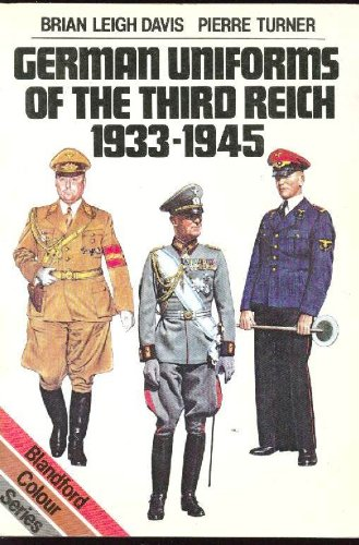 Uniforms And Badges Of The Third Reich