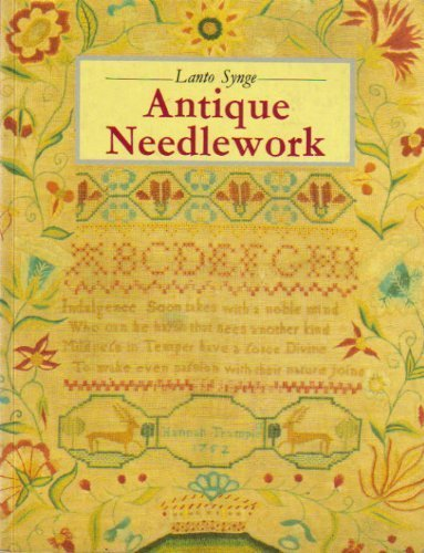 9780713721287: Antique Needlework