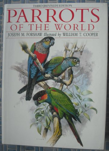 9780713721348: Parrots of the World