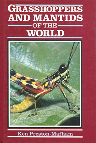 9780713721485: Grasshoppers and mantids of the world