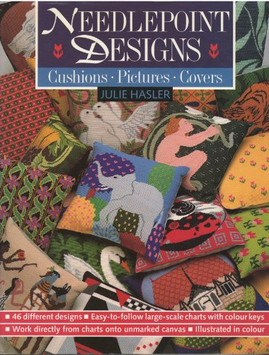 9780713721690: Needlepoint Designs: Cushions, Pictures, Covers