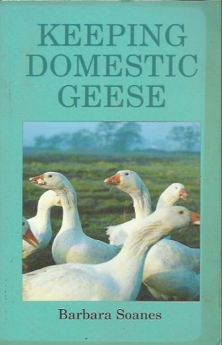 Keeping Domestic Geese