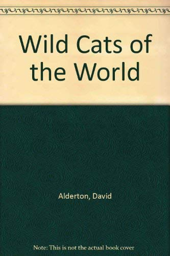 9780713723069: Wild Cats of the World (Of the World)