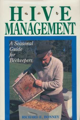 9780713723236: Hive Management: Seasonal Guide for Beekeepers
