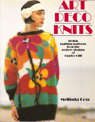 9780713723250: Art Deco Knits
