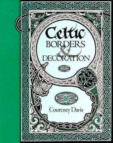 9780713723304: Celtic Borders & Decoration