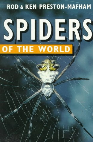 9780713723922: Spiders of the World (Of the World Series)