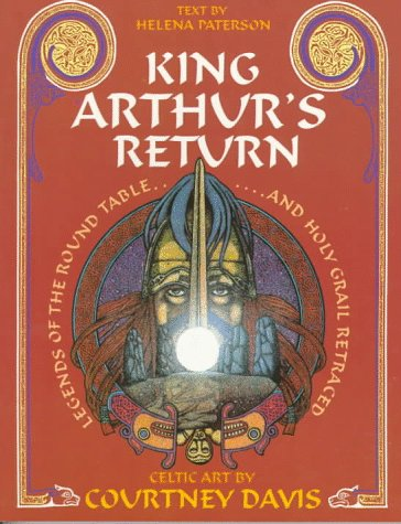 9780713724288: King Arthur's Return: Legends of the Round Table and Holy Grail Retraced