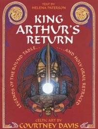 9780713724301: King Arthur's Return: Legends of the Round Table and Holy Grail Retraced