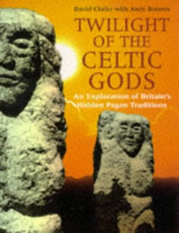 9780713725223: Twilight of the Celtic Gods: An Exploration of Britain's Hidden Pagan Traditions