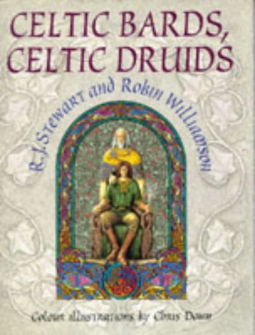 9780713725636: Celtic Bards, Celtic Druids