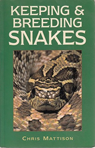 9780713725797: Keeping and Breeding Snakes