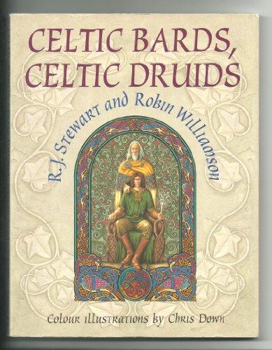 9780713727845: Celtic Bards, Celtic Druids