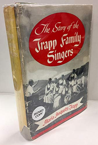 9780713800616: The Story of the Trapp Family Singers