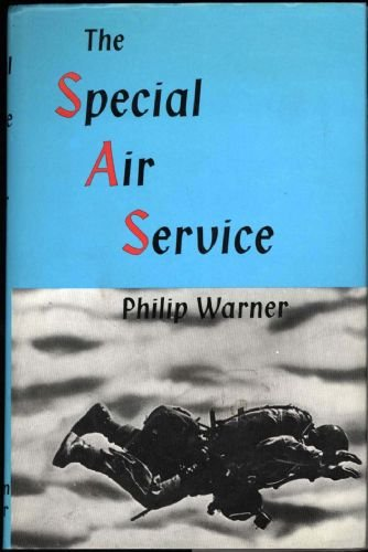 9780713801729: THE SPECIAL AIR SERVICE.