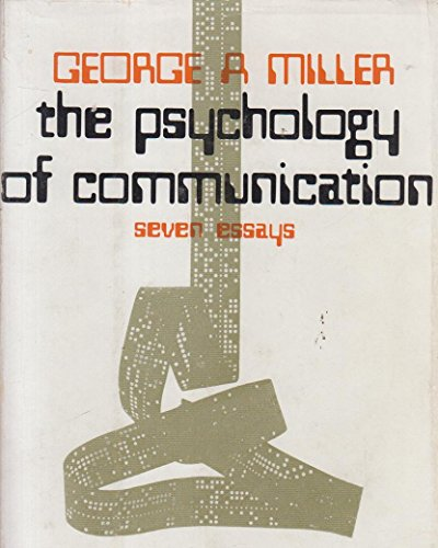9780713900255: Psychology of Communication