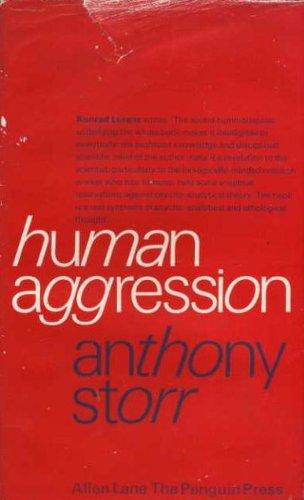 9780713900514: Human Aggression