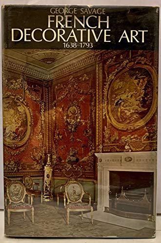 Decorative French Art: Savage, George