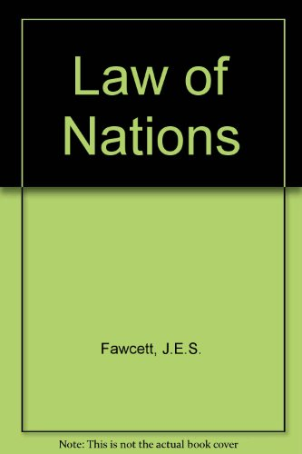 Law of Nations: J E S