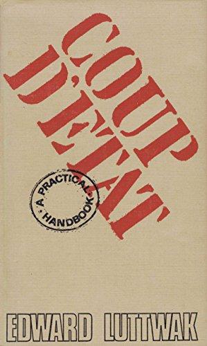 9780713900675: Coup d'Etat: A Practical Handbook
