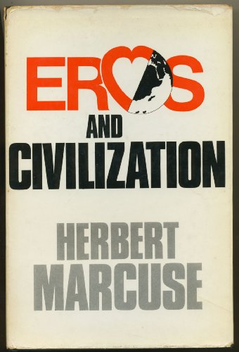 9780713900880: Eros and Civilization: Philosophical Inquiry into Freud