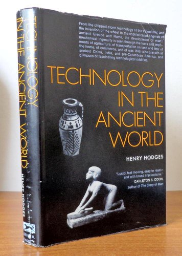 9780713901108: Technology in the Ancient World