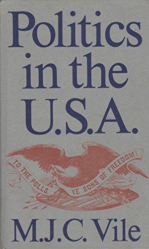 9780713901337: Politics in the USA