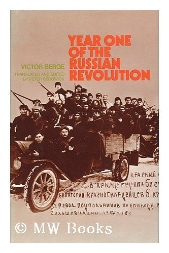 9780713901351: Year One of the Russian Revolution