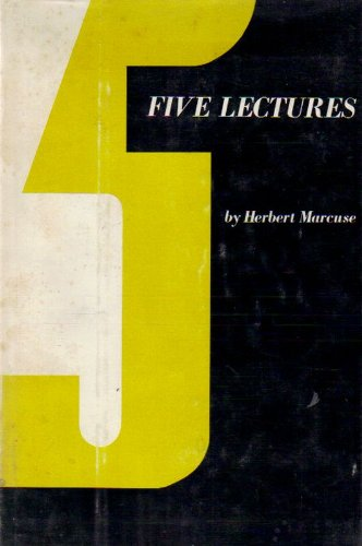 9780713901399: Five Lectures: Psychoanalysis, Politics and Utopia